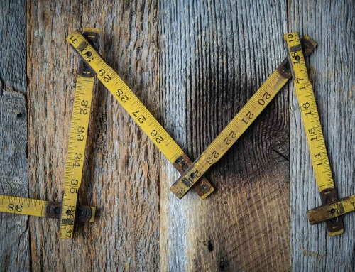 Getting the right marketing mix: measure by measure