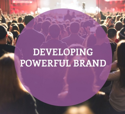 Developing Powerful Brand
