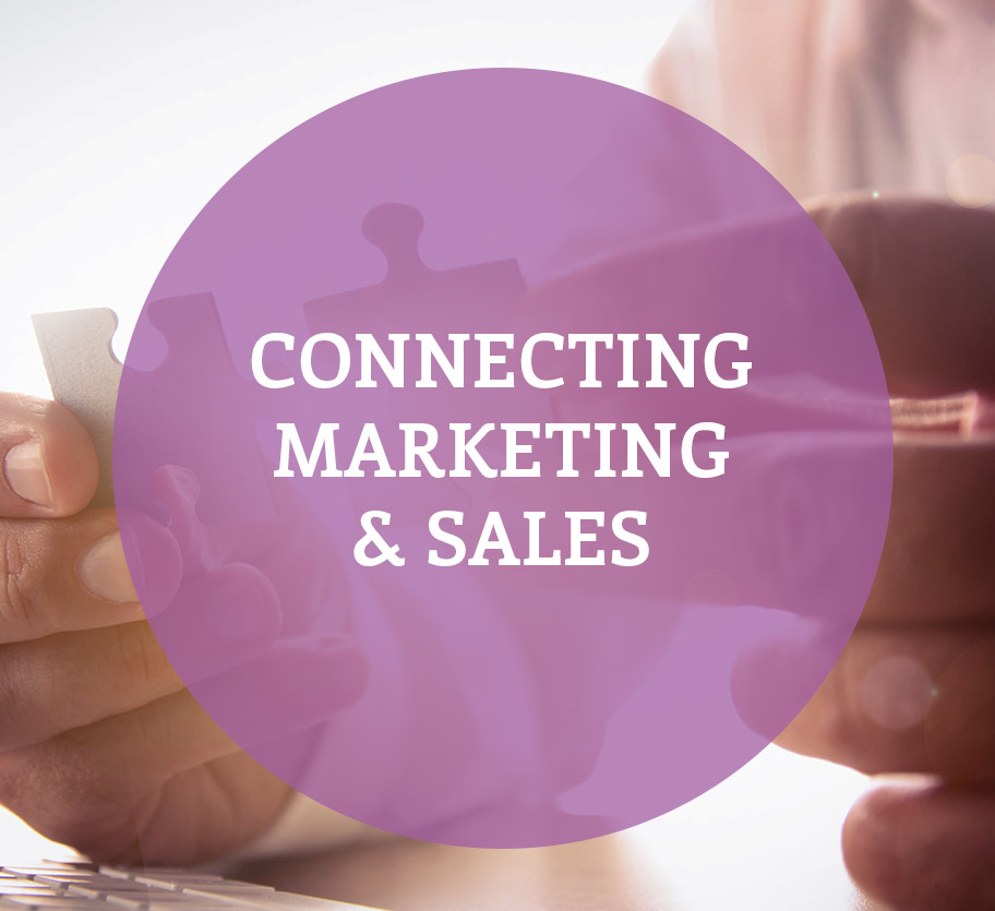 Connecting Marketing & Sales