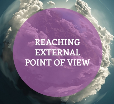 Reaching External Point of View