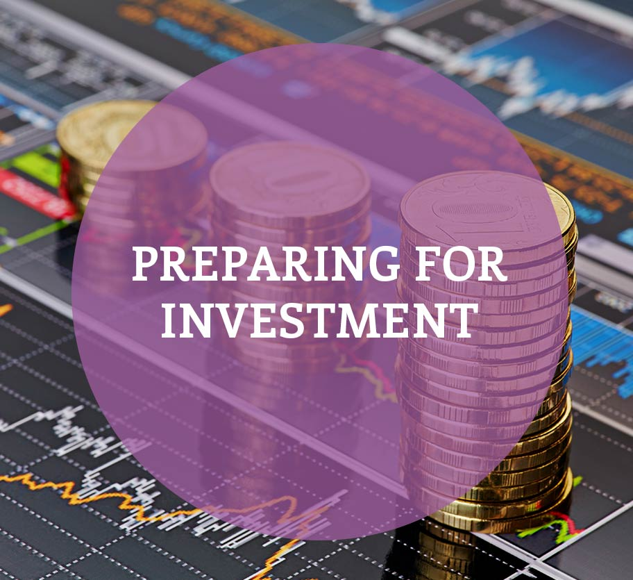 Preparing for Investment