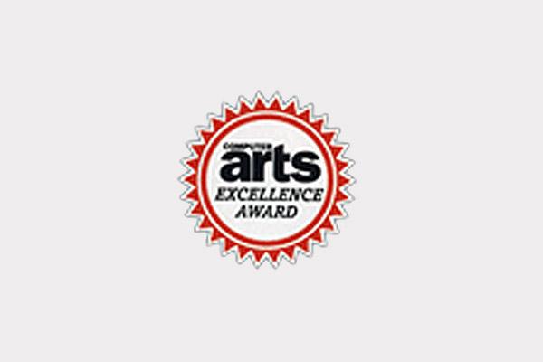 Computer Arts Excellence Award