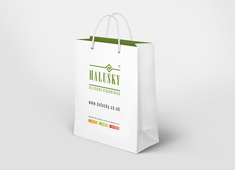 Halusky Carrier Bag
